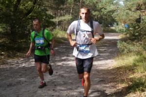 Imp+®rial Trail 2013 - Fin de course avec David Wamster