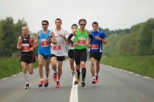 Marathon de S+®nart 2014 - Pendant le premier semi