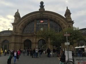 l'impressionnante Gare centrale