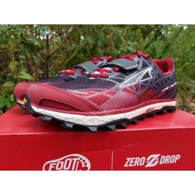 ALTRA King MT 1.5 Homme red