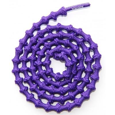 Lacets XTENEX violet