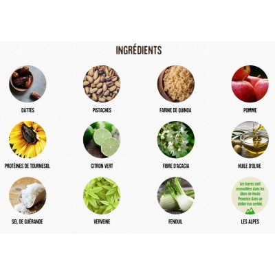 BAOUW Barre Bio quinoa /...