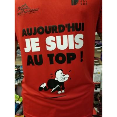 Tee-Shirt DOUZALEUR T'es au...