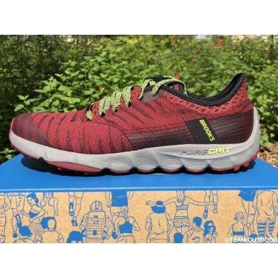 BROOKS PureGrit 8 Homme...