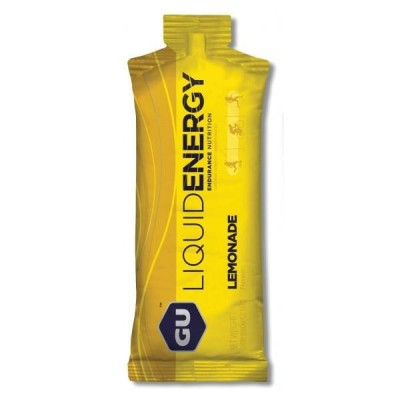 GU Gel ENERGY liquide limonade