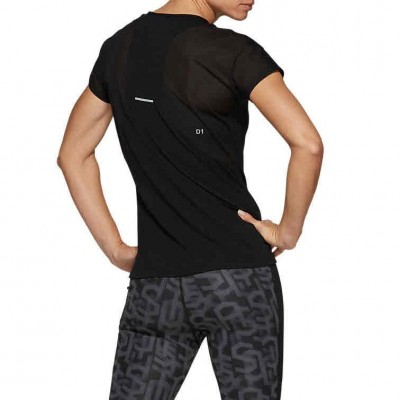 Tee-Shirt ASICS V-Neck SS...