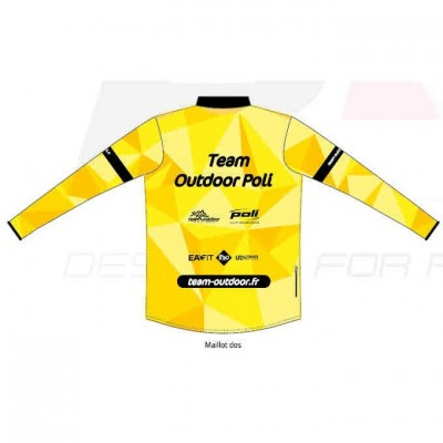 Maillot Veste Team Outdoor...