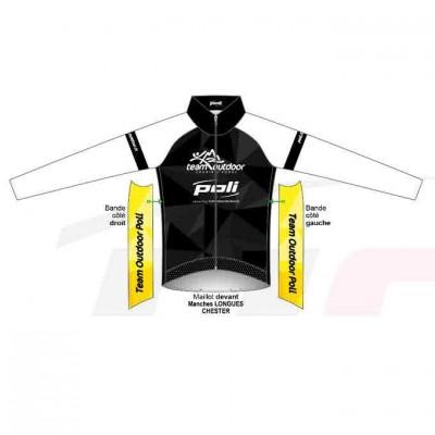 Veste thermique Vélo Team...