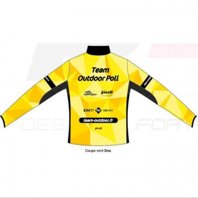 Veste Coupe Vent TEAM...