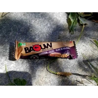 BAOUW Barre Bio sarrasin...
