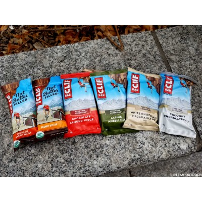 CLIF BAR Barre white...