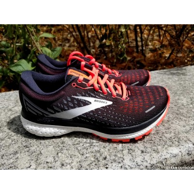 BROOKS Ghost 13 Femme black...