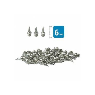 Lot de 10 pointes 6mm -...