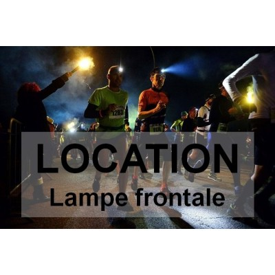 LOCATION lampe frontale -...