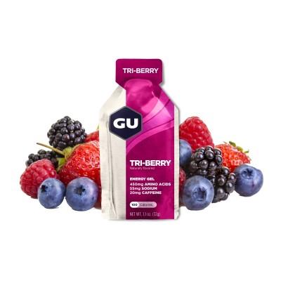 GU Gel Energy tri berry