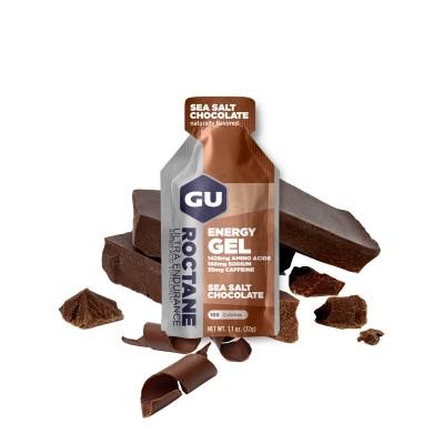 GU Gel Roctane chocolat...