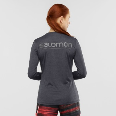 Tee-Shirt SALOMON Agile LS...
