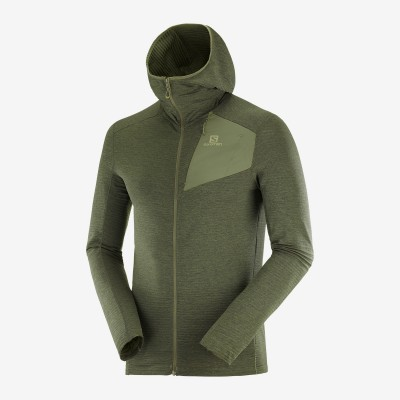 Veste SALOMON Outline FZ...