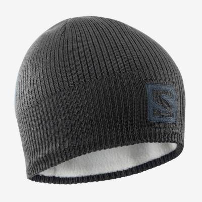 Bonnet SALOMON Logo Beanie...
