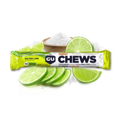 GU Gomme Chews salted lime