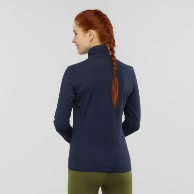 Veste SALOMON Outrack FZ...