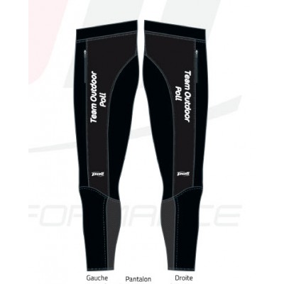 TOP Pantalon TEAM OUTDOOR...