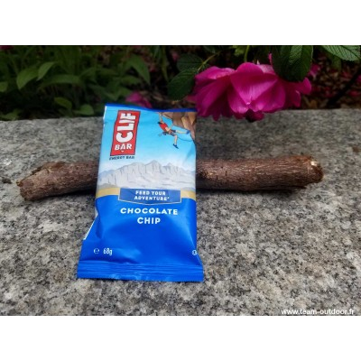 CLIF BAR Barre chocolate chip