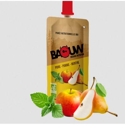 BAOUW Purée Energétique Bio...