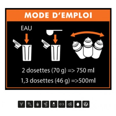 EAFIT Boisson Énergétique...