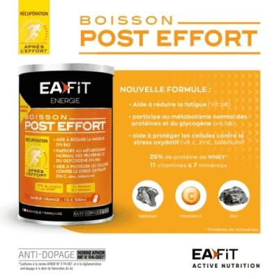 EAFIT Boisson Post Effort