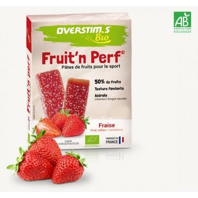 OVERSTIM'S Pâte de Fruit...