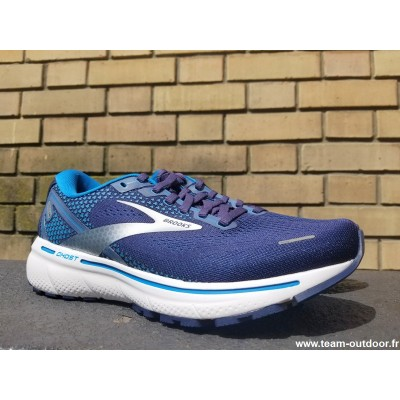 BROOKS Ghost 14 Homme navy...