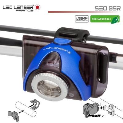 Lampe Vélo avant LED LENSER...