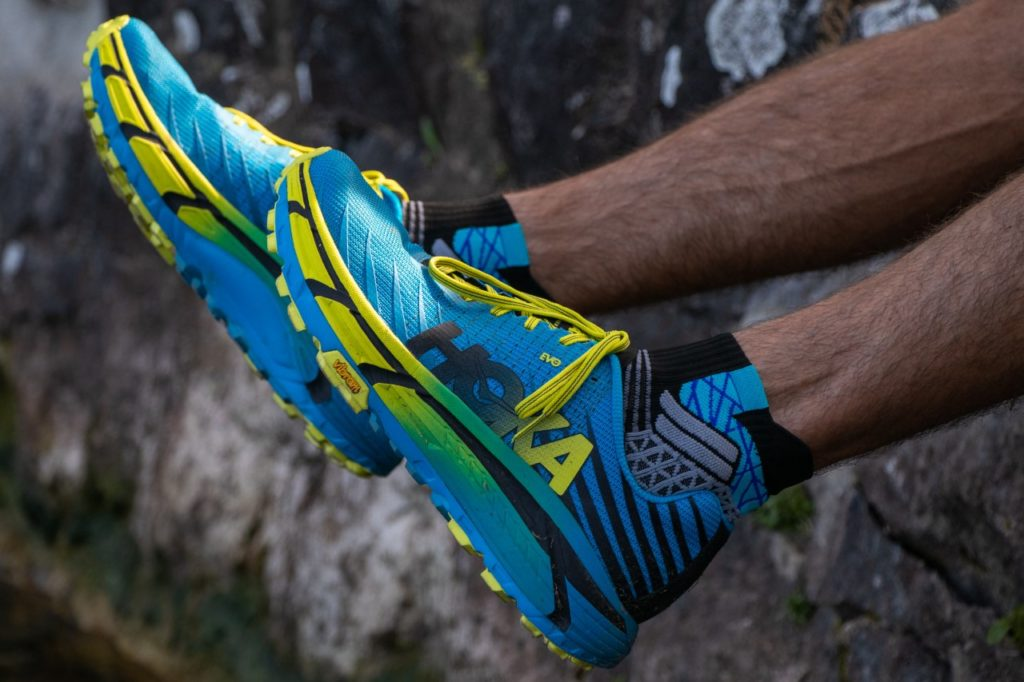 check out fcf89 0a9fb On a testé pour vous la HOKA ONE ONE EVO Mafate par Nicolas ...
